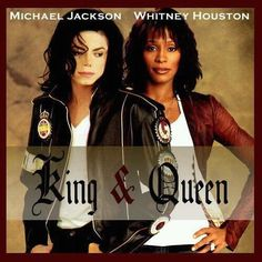 The King and Queen of Pop
