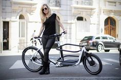 Messenger V2 Cargo Bike by Douze-Cycles 3