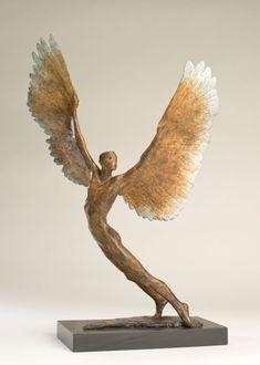Icarus III by Nicola Godden
