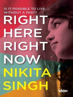 Image result for right here right now book by nikita singh