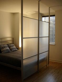 Superior Dan Forlenzau0027s Translucent Room Divider System, An Entry Into The Apartment  Therapy 2009 Design Showcase