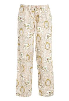 Image for Tea & Pearls Classic Pj Pant from Peter Alexander