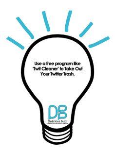 Delicious Tip / Social Media Tip http://deliciousbuzz.com/