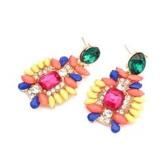 Sweet Gem Earrings | HotOnTrend.com