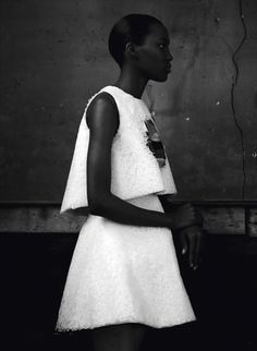 Grace Bol by Max von Gumppenberg & Patrick Bienert for Vogue Germany May 2014
