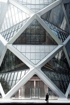 32 Amazing Photo of Origami Architecture Design Origami Architecture Design Work Mir Bergen Norway Shapes Lines And Curves Architecture Triangle, Architecture Origami, Architecture Design, Facade Design, Futuristic Architecture, Amazing Architecture, Contemporary Architecture, China Architecture, Landscape Architecture