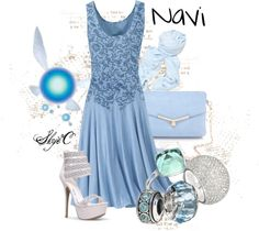 """""""Navi Inspired Outfit"""" by rubytyra ❤ liked on Polyvore"""