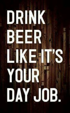 Before you really get oriented to what home brewing is all about, it's easy to think it is a process that is set in stone and there is only one right way to do it. And it is true that the brewing and fermenting process has some steps Beer Memes, Beer Quotes, Beer Humor, More Beer, All Beer, Best Beer, Beer Brewing, Home Brewing, Gin