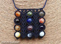Macrame Earrings, Macrame Bag, Macrame Jewelry, Macrame Bracelets, Hemp Jewelry, Diy Jewelry, Jewelry Making, Macrame Bracelet Tutorial, Micro Macramé