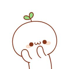 羞 Kawaii Faces, Kawaii Cat, Kawaii Chibi, Cute Chibi, Kawaii Drawings, Cute Drawings, Cat Icon, Gifs, Cute Love Gif