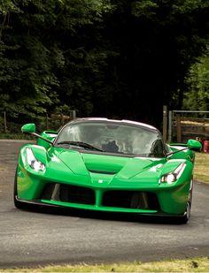 Ferrari Laferrari. Ecstatic