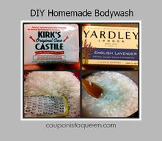 #Frugal #DIY #Homemade Body Wash – Easy and Awesome