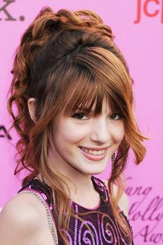 Bella Thorne, May 2010