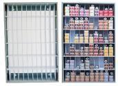 Hair Color Storage | Hair Color Organizer | #1 Salon Equipment | Salon Storage
