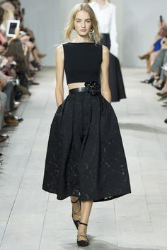 Michael Kors womenswear, spring/summer 2015, New York Fashion Week