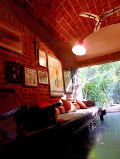 Villa Sarabhai by Le Corbusier, Ahmedabad