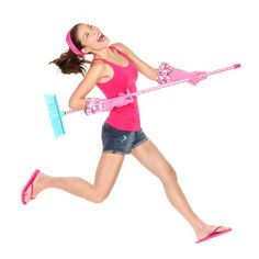 Turn Spring Cleaning into Spring Training. Spring cleaning is just around the corner--you can workout and clean at the same time! Cleaning Workout, Cleaning Challenge, Cleaning Tips, Green Cleaning, Cleaning Schedules, Cleaning Services, Cleaning Checklist, Rug Cleaning, Cleaning Products
