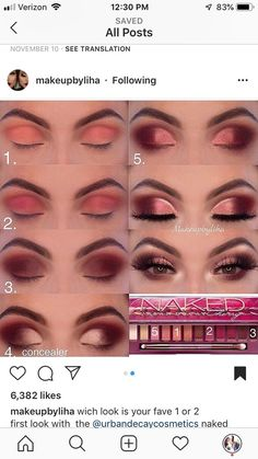 Augen Make-up – auge makeup makeupsecrets makeupse – - makeup tutorial Dramatic Eye Makeup, Eye Makeup Steps, Cat Eye Makeup, Makeup 101, Eye Makeup Remover, Makeup Hacks, Purple Eye Makeup, Glitter Eye Makeup, Makeup Products