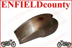 Are you restoring your BENELLI MOJAVE 260 360 bike and are looking for this rare to find petrol tank. Then your wait ends here, grab this reproduction steel tank. The above shown tank is made from steel and is ready to paint. Kawasaki Cafe Racer, Ducati Cafe Racer, Honda, Motocross Bikes, Fuel Gas, Bike Parts, Metal, Image