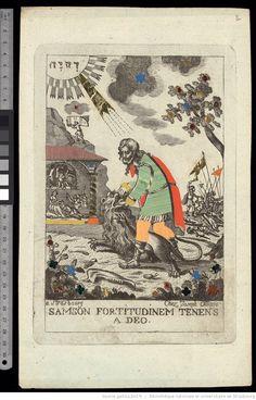 [Quarante-deux gravures en taille-douce d'imagerie populaire, rehaussées de papiers colorés et collés sur papier vergé, publiées dans la 2ème moitié du XVIIIe siècle] à Strasbourg, chez Joseph Ottinger   Gallica