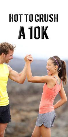Top tips on how to smash your next 10k run. #running #runningtips #10k #racing