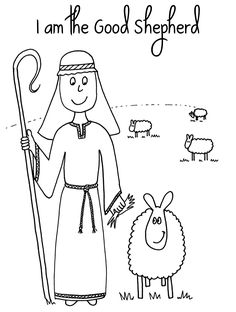 Jedi Craft Girl: Day #7 The Lost Sheep