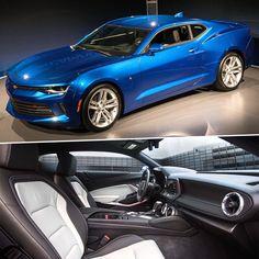 Fancy Cars, Cool Cars, Camaro Car, 50 Years Ago, Amazing Cars, Motor Car, Dream Cars, Chevrolet, Classic Cars
