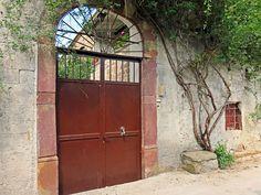 Chios, Garage Doors, Outdoor Decor, Home Decor, Decoration Home, Room Decor, Home Interior Design, Carriage Doors, Home Decoration