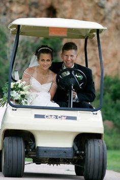 Weddings at Perry Park Country Club, Larkspur, Colorado.