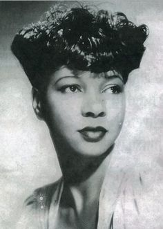 "Jeni ""The Hoofer Le Gon born Date:  Tue, 1916-08-15 *Jeni Le Gon was born on this date in 1916. She was an African American dancer and actress."