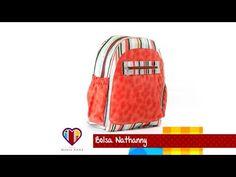 Bolsa de tecido passo a passo Nathanny - Maria Adna Ateliê - Cursos e aulas de bolsas de tecido - YouTube