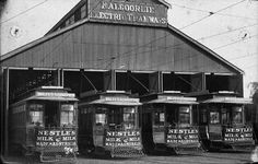 Kalgoorlie is a gold mining city in outback Western Australia. It's trams serviced the main city and it's satellite town of boulder. Needless to say, they no longer exist. Car Barn, Perth Western Australia, Rock Climbing, Bouldering, The Good Place, Melbourne, Places To Visit, Pictures, Photos