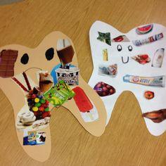 Dental Health Artwork