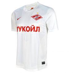 3ef703a8b 2012-13 Spartak Moscow Nike Away Shirt Retro Football Shirts