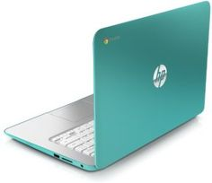 HP Chromebook 14 Turquoise Would love this or the white for school #2 christmasgift
