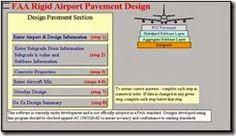 Diseño De Pavimento rígido para #Aeropuertos http://ht.ly/CihCJ | #Isoluciones #PlanillasExcel #Descargate #Gratis