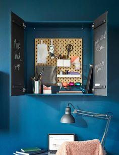 IKEA Skadis Pegboard Ideas & Inspiration   Apartment Therapy
