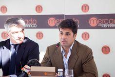 Presentación temporada taurina de Francisco Rivera Paquirri. #MercadoLonjadelBarranco #MercadoSevilla