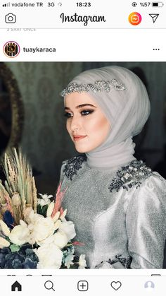 Weddings are special occasions wearing a Wedding Abaya fills the need of modesty. This also can be made extremely elegant check full Wedding Abaya guide. Wedding Abaya, Hijabi Wedding, Muslimah Wedding Dress, Muslim Wedding Dresses, Muslim Brides, Bridal Dresses, Hijab Evening Dress, Hijab Dress Party, Fashion Moda