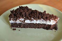 ŽENA-IN - Strouhaný kakaový koláč s tvarohem Food, Essen, Meals, Yemek, Eten