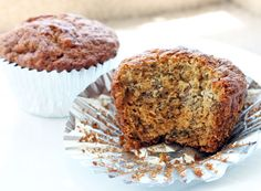 Picture of Quick & Easy Banana Muffin Recipe