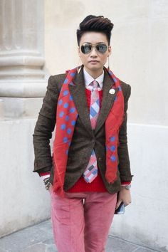 Style crush: Esther Quek.
