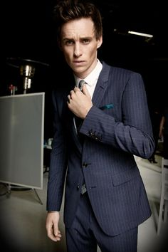 boys, Eddie Redmayne does it right.  Burberry SS 12 campaign shoot