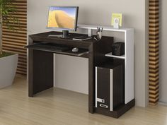Mesa para Computador/Escrivaninha Ditália Móveis - Mesas Computador/Escrivaninha ‹ Magazine Luiza