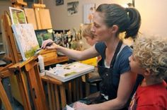 Pic from the Loveland Reporter Herald  for 52 Weeks of Free Art