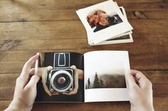 Create a high quality photobook in minutes. // Artifact Uprising | Create your own Premium Photobook from your Instagrams