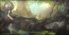 Jungle Paradise by Narandel.deviantart.com