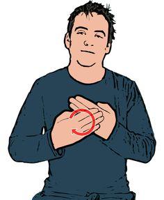Saturday British Sign Language Dictionary, Hand Sign Language, Learn Sign Language, American Sign Language, Makaton Signs British, Libra, Cerebral Palsy, Eyfs, Useful Life Hacks