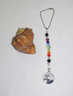 Rainbow, Chakra Crystal, Rear View Mirror, Suncatcher, Tree of Life, Gifts