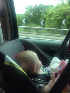 She loves car rides ❤️
